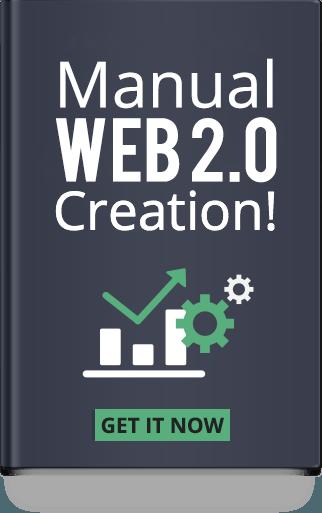 Manual Web 2.0 Creation
